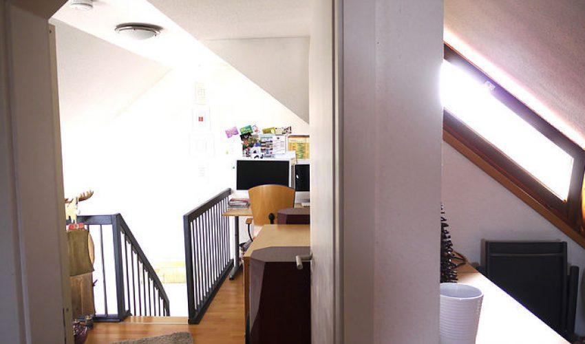 Galerie - Dachzimmer